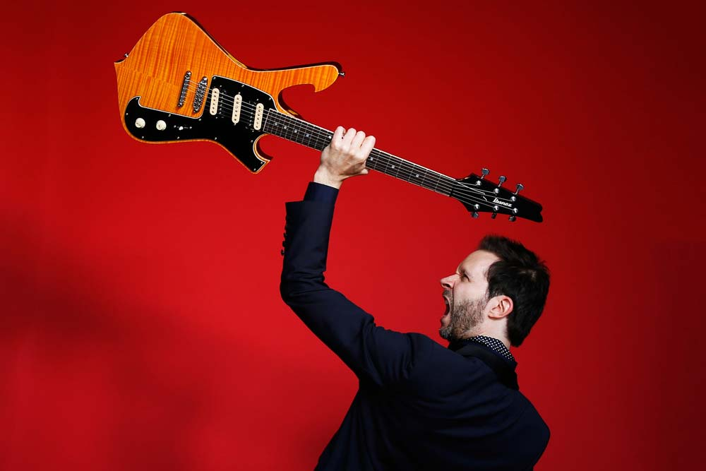 Ibanez Paul Gilbert