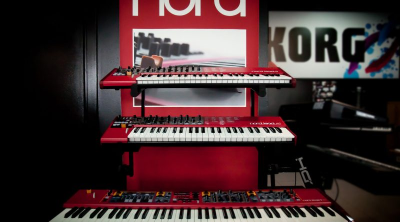Nord Keyboards
