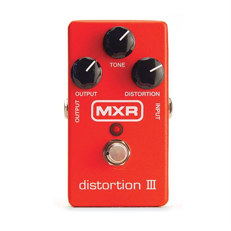 Mxr MXR M115 Distortion III