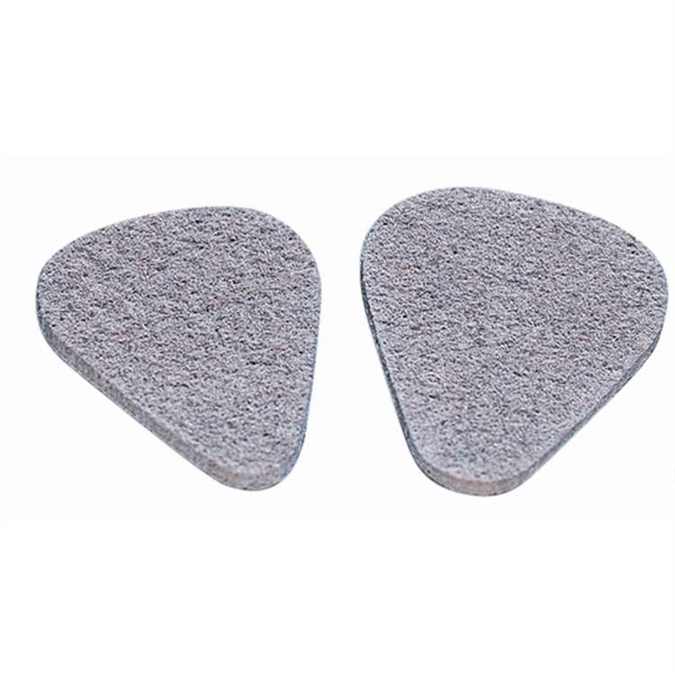 DUNLOP DUNLOP 8011 Felt Picks Nick Lucas 3.2mm