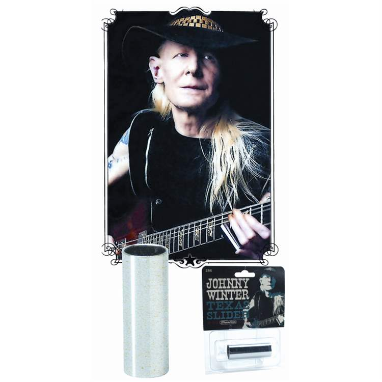Dunlop DUNLOP 286 JOHNNY WINTER TEXAS SLIDER