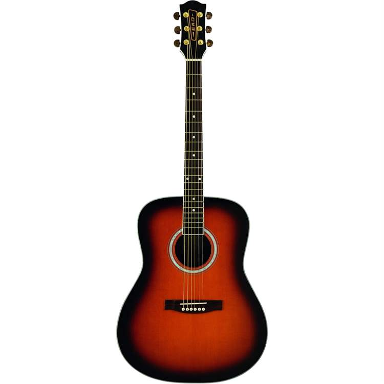 Eko EKO Ranger 6 Brown Sunburst