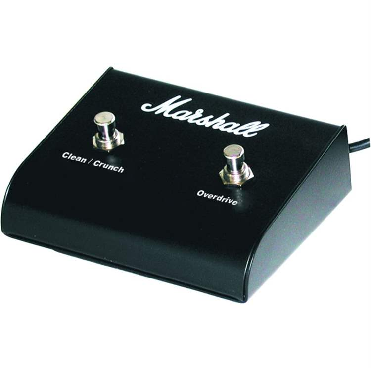 Marshall MARSHALL PEDL-90010 Crinch/Overdrive 2 Way Footswitch