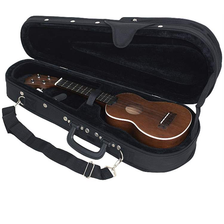 Rockbag ROCKBAG RC 20850 b Soft Light Case Deluxe per Ukulele Soprano
