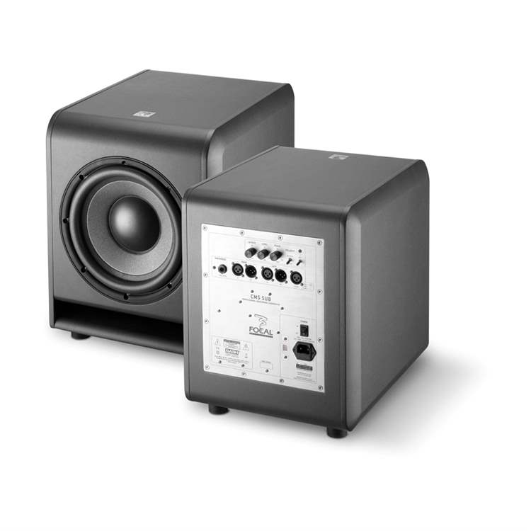 Focal FOCAL CMS SUB ANALOG AND ACTIVE SUBWOOFER
