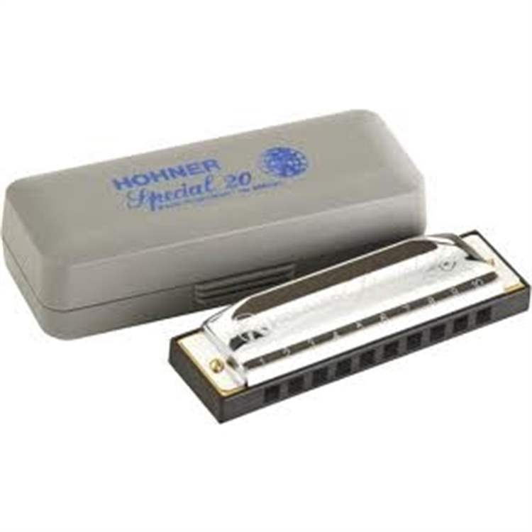 HOHNER HOHNER SPECIAL 20 Armonica in RE - d 560/20