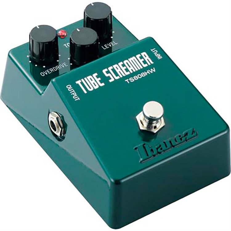 Ibanez Ibanez TS808HW Tube Screamer Overdrive Hand Wired - LIMITED EDITION
