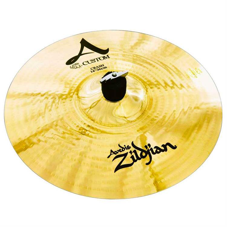 "ZILDJIAN ZILDJIAN a Custom Crash 14"" (cm. 36)"
