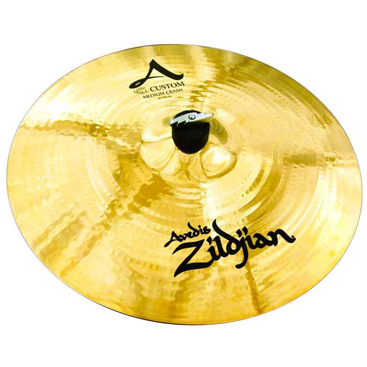 "ZILDJIAN ZILDJIAN a Custom Medium Crash 16"" (cm. 40)"