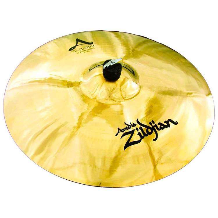 "Zildjian ZILDJIAN a Custom Medium Crash 19"" (cm. 48)"