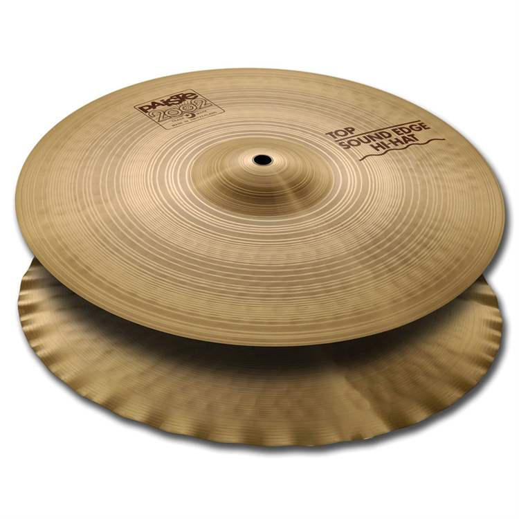 Paiste PAISTE 2002 Hi Hat Sound Edge 15""