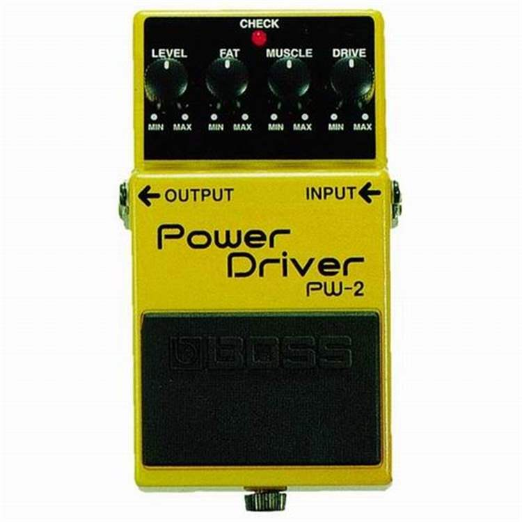 Boss BOSS PW2 POWER DRIVER