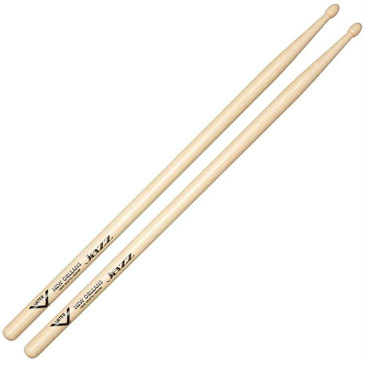 Vater VATER Am. Hickory NEW ORLEANS JAZZ wood tip