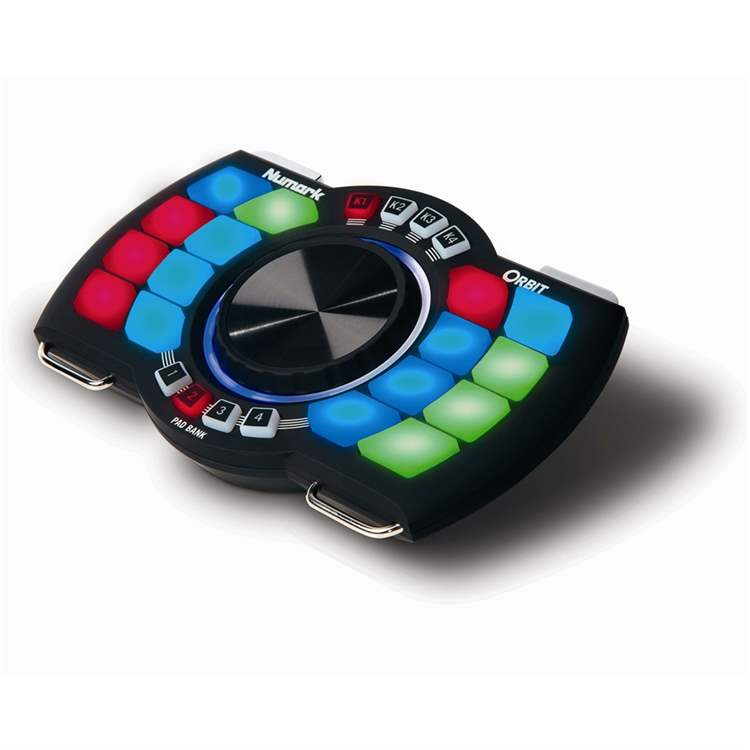 Numark NUMARK Orbit - Controller Midi Wireless