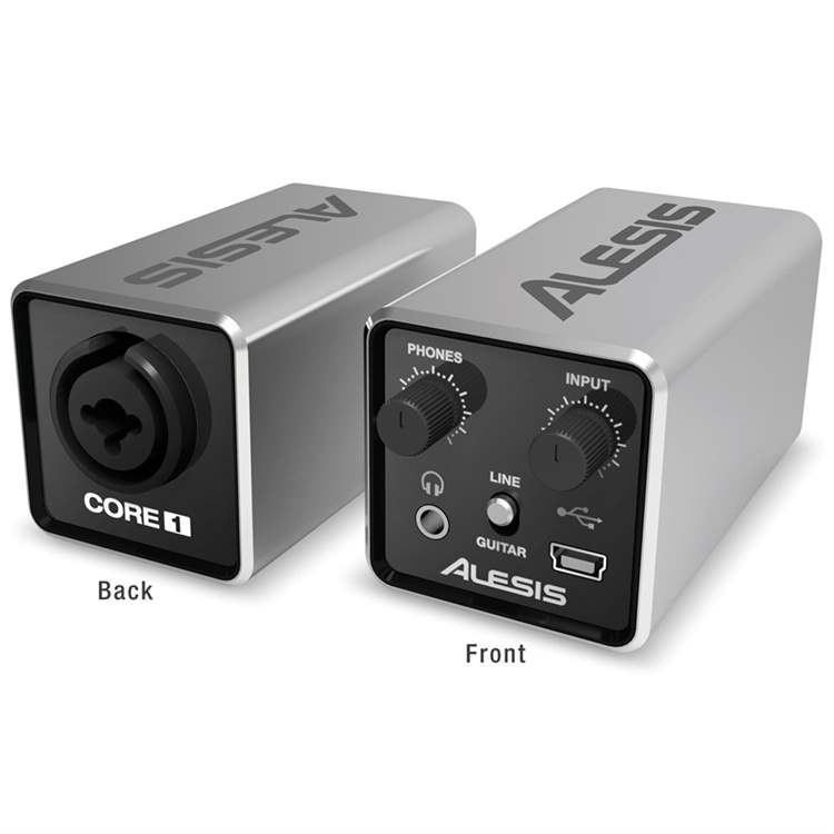 ALESIS ALESIS CORE 1 INTERFACCIA AUDIO