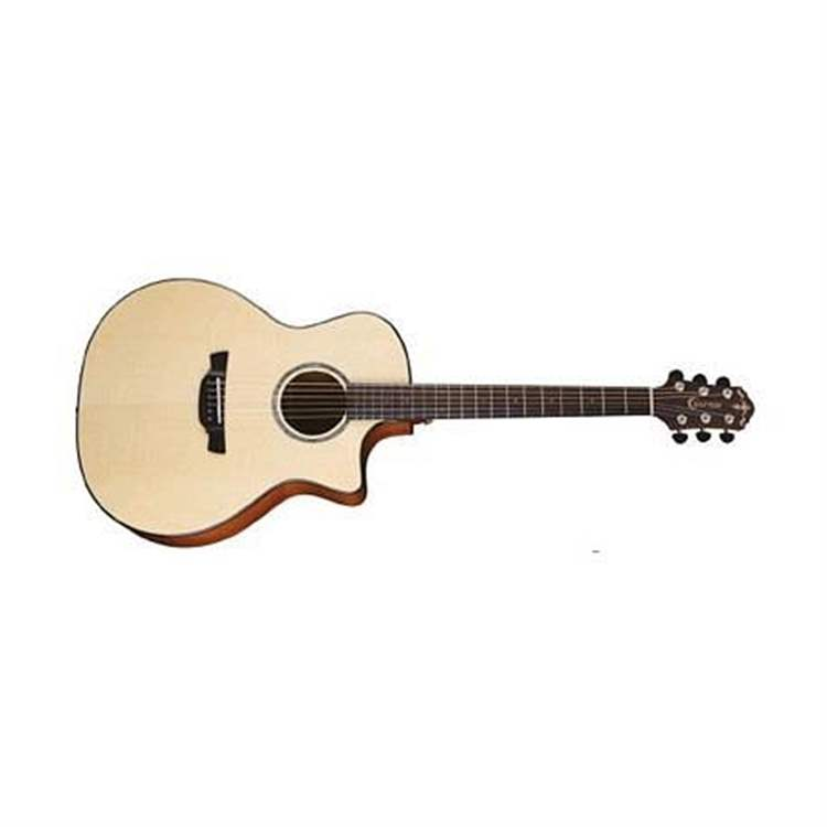 Crafter Crafter GXE-600 CD Able Series Natural - Chitarra Acustica