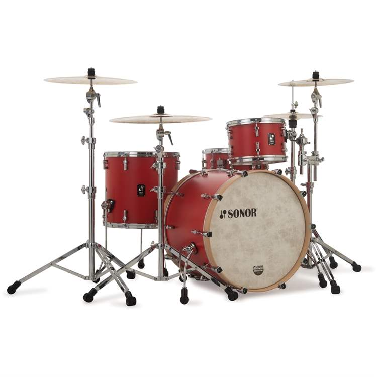 Sonor SONOR SQ1 322 Set NM HRR - Hot Rod Red