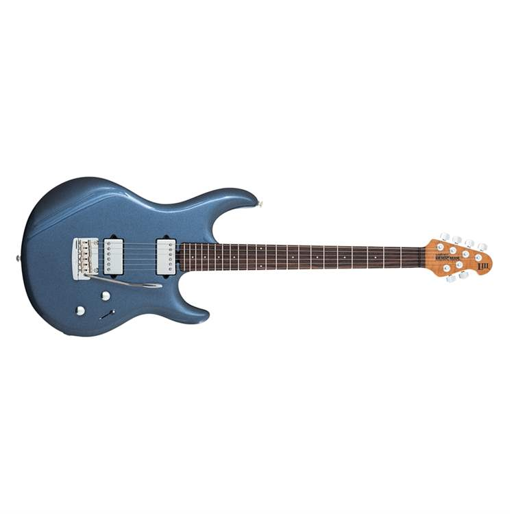 music-man MUSIC MAN Luke3 HH Bodhi Blue
