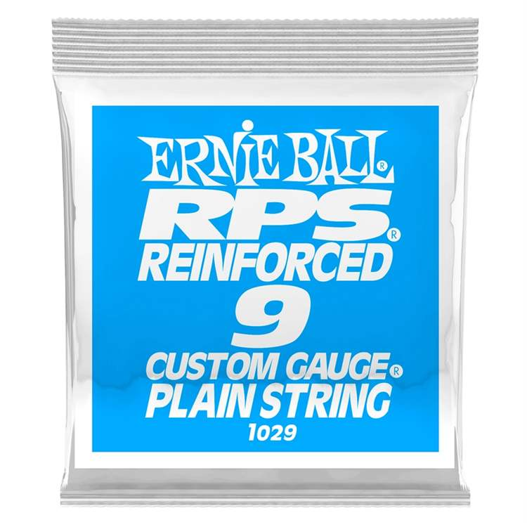 ernie-ball ERNIE BALL 1029 Brass Reinforced Plain .009