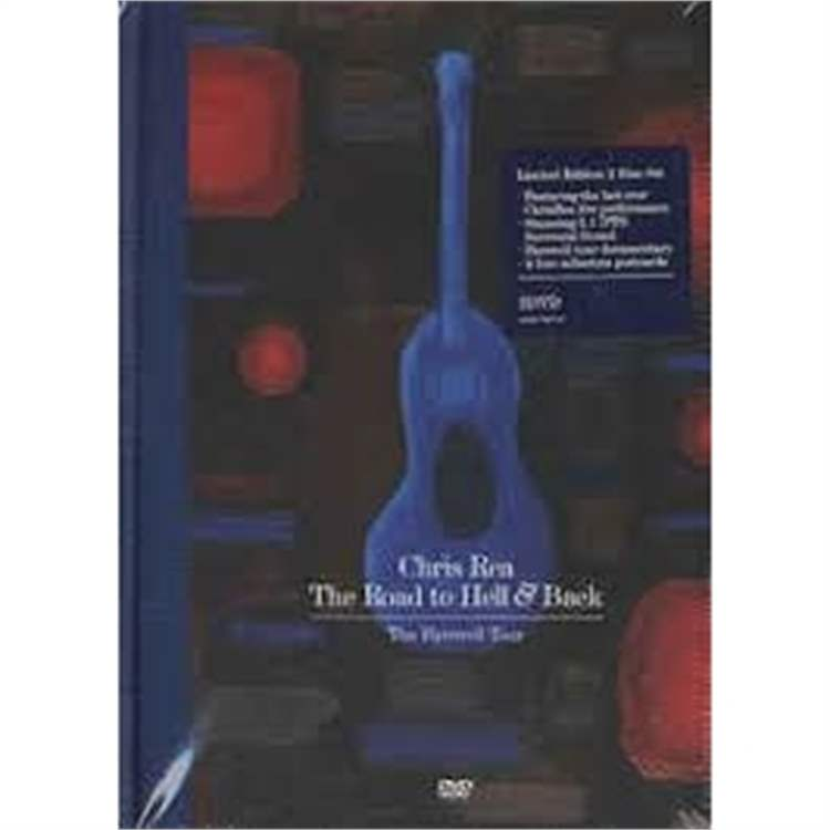 Volonte Chris Rea? The Road To Hell & Back (The Farewell Tour) DVD