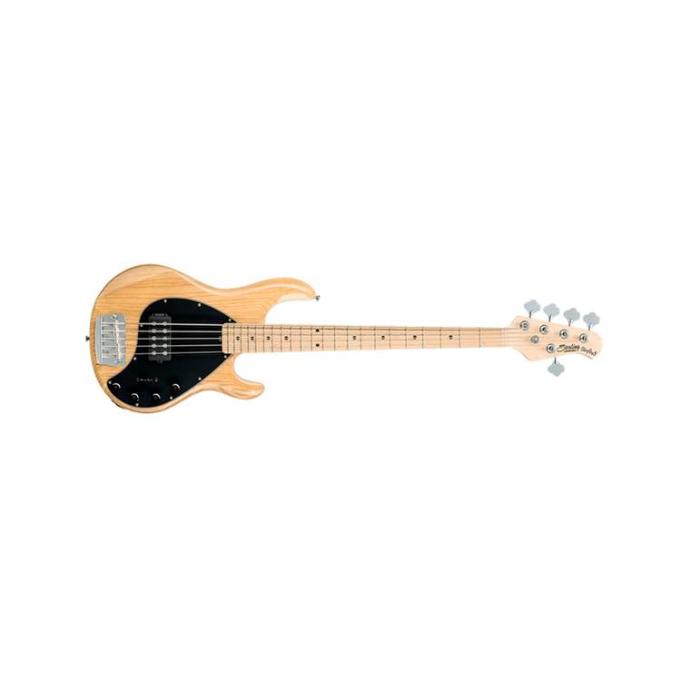 Sterling STERLING Stingray Ray35 Basso 5 Corde Natural