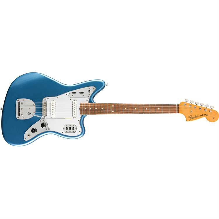 Fender Fender 60s Jaguar Lacquer - Lake Placid Blue