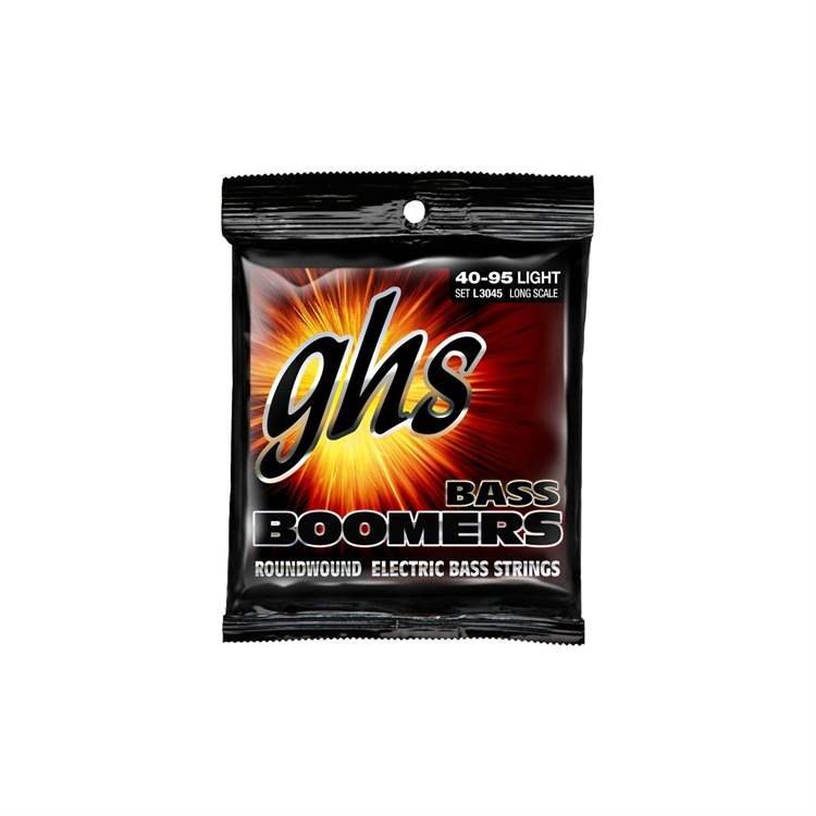 Ghs GHS L3045 - Set GHS Bass Boomers® per Basso Medium Light
