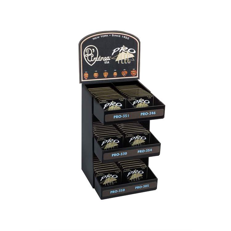 Dandrea D'ANDREA D774D ProPlecs Tins Display