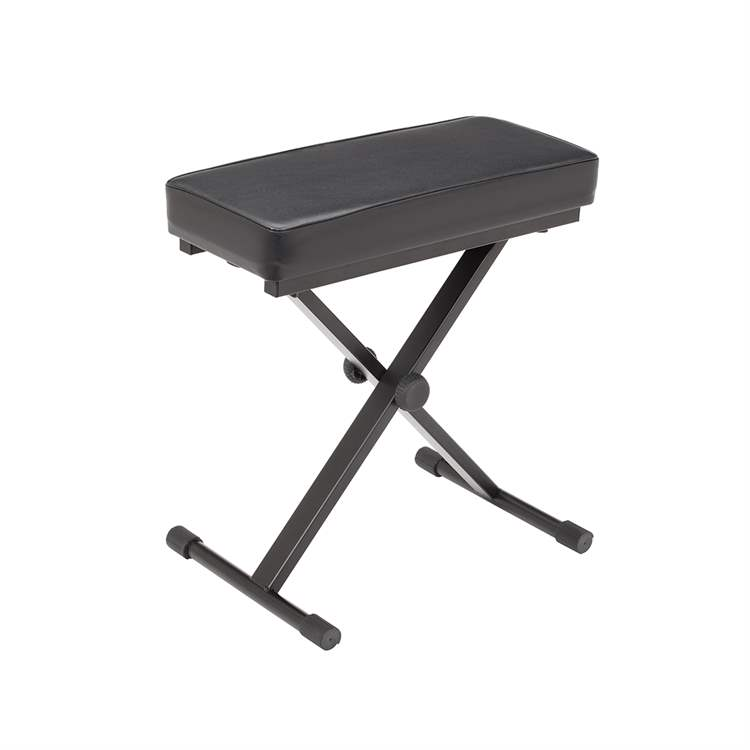 Soundsation SOUNDSATION D868D Metal keyboard bench with quick setting mechanism and extra padded seat