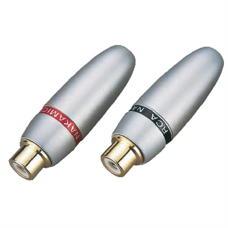 Soundsation SOUNDSATION I751I Metal connector RCA female (25 pcs box)