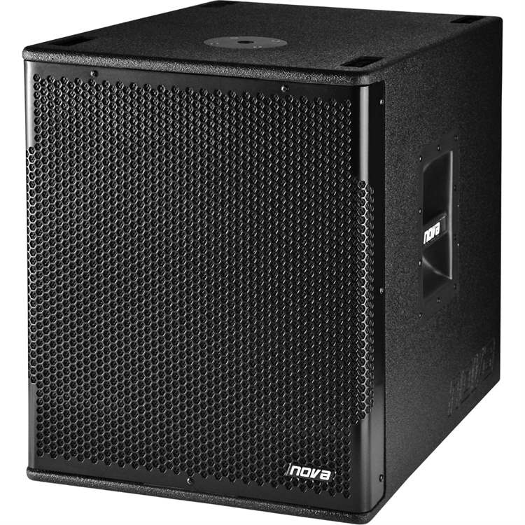 "Nova NOVA L727L 2000 watt 15"" Powered High Performance Subwoofer"