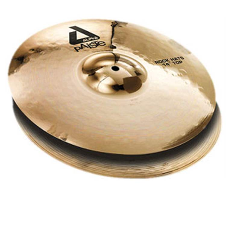 Paiste PAISTE ALPHA b ROCK HATS 14 - Piatto Rock Hats 14""