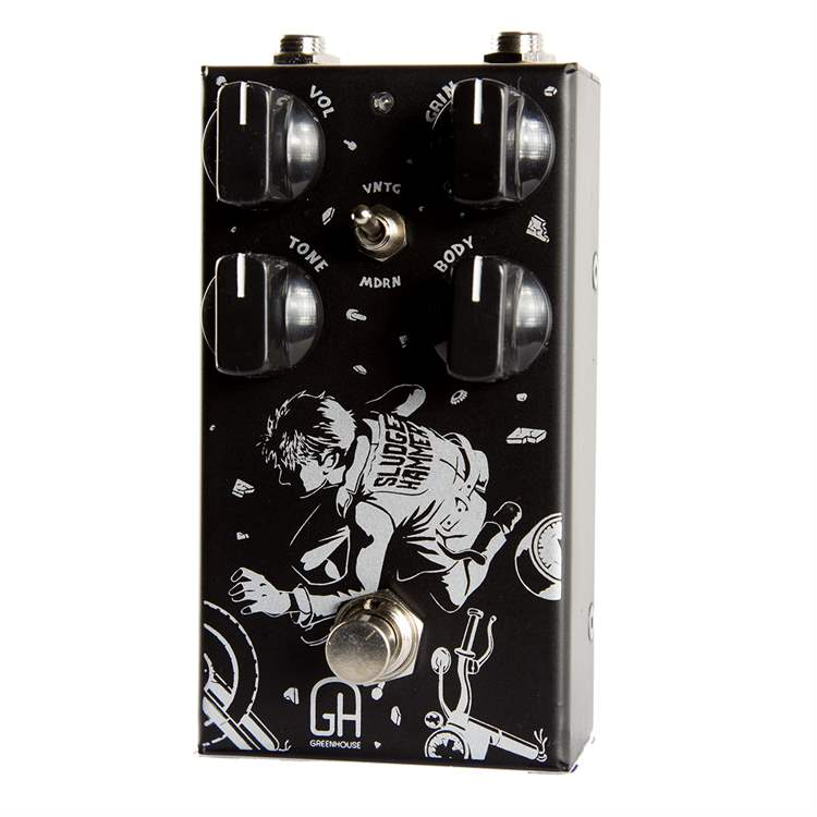 Greenhouse GREENHOUSE SLUDGE HAMMER - Fuzz - Pedale boutique