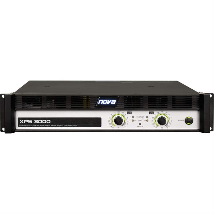 Nova NOVA N939N Class-DH Switch Mode Power Amplifiers with Crossover and OVP Power Converter