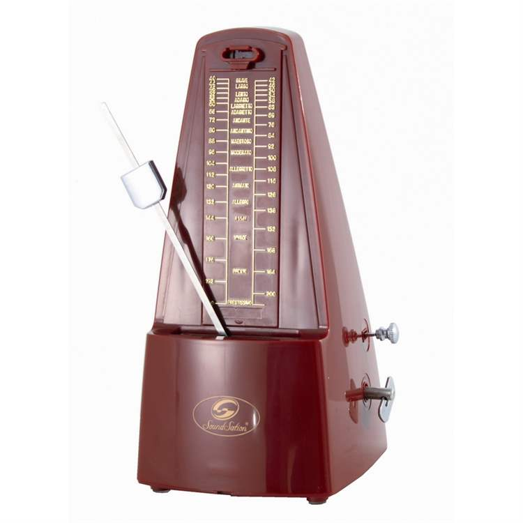 Soundsation SOUNDSATION N280N Mechanical metronome with bell