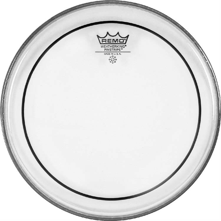 "Remo REMO P098P Pinstripe Clear 16"" Drumhead"