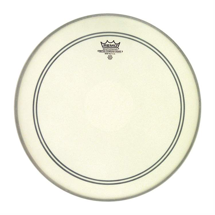 "Remo REMO P865P Powerstroke®3 Coated 20"" Drumhead"