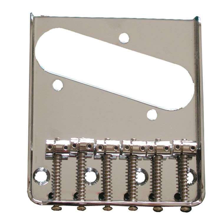 Soundsation Parts SOUNDSATION PARTS P349P Fixed Bridge for Telecaster (Chrome)