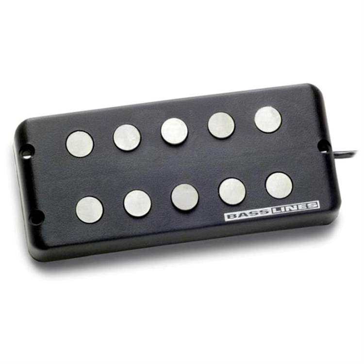 Seymour Duncan SEYMOUR DUNCAN Q479Q 5 Strings Music Man SMB-4D Black