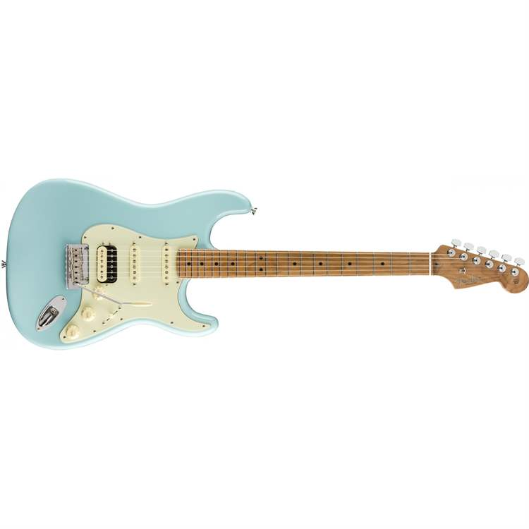 Fender Fender LE Roasted Blues American Professional Stratocaster HSS Daphne Blue